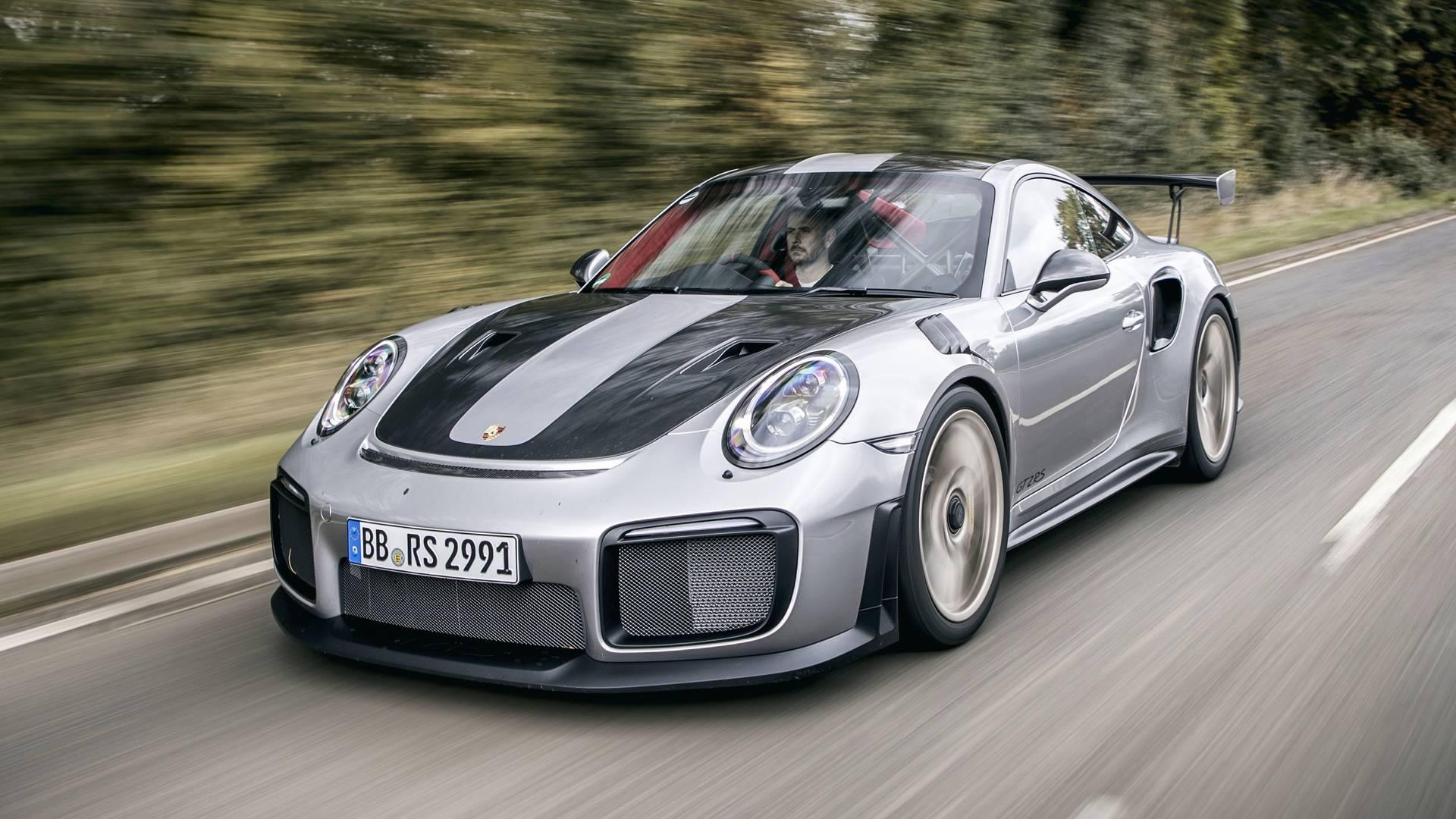 2018-porsche-911-gt2-rs-first-drive Wonderful Porsche 911 Gt2 Rs Review Cars Trend