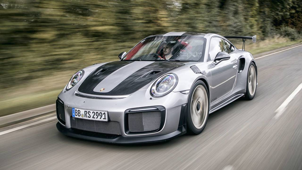 2018 Porsche 911 GT2 RS: First Drive | Motor1.com Photos