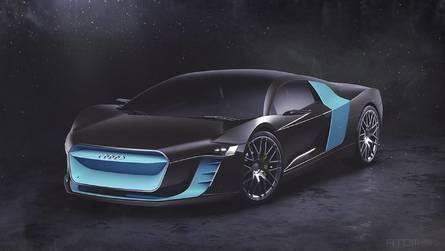 Audi ATOM konsepti geleceğin R8'ine işaret ediyor