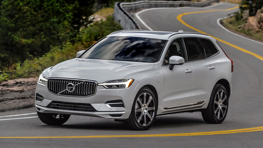 2018 Volvo XC60 T8: Review