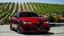 Alfa Romeo Giulia Quadrifoglio Verde 2017