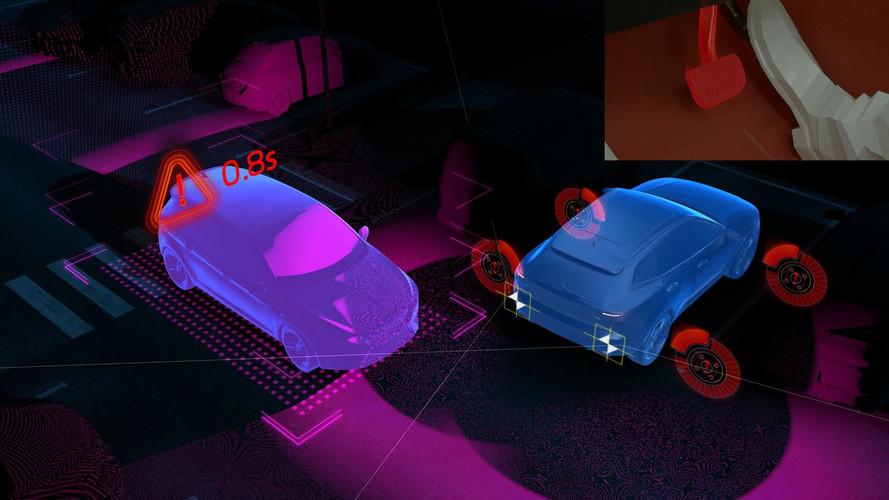 2018 Volvo XC40 Teaser Is All About Safety Tech