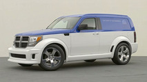 Dodge Nitro Panel Wagon