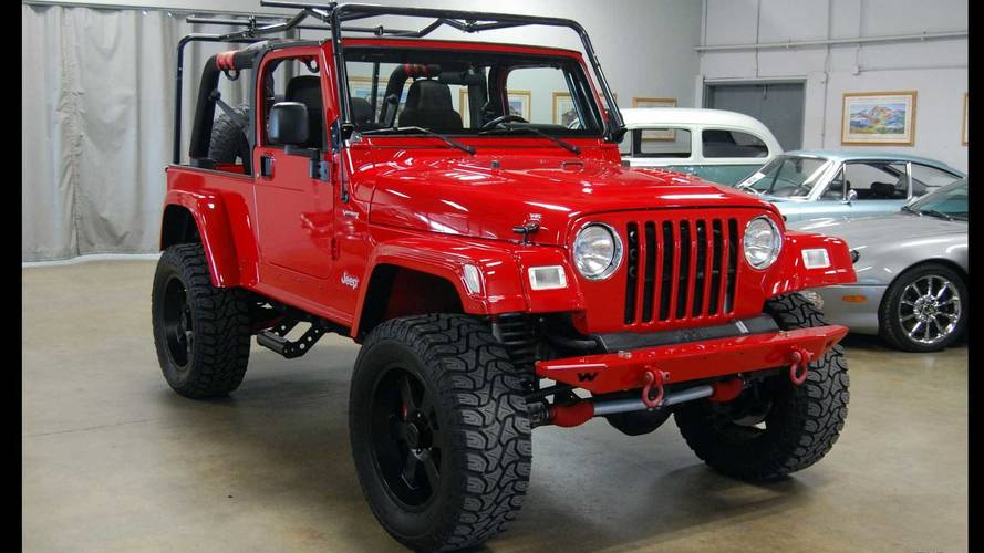 Buy This Viper-Powered Jeep Wrangler, Go Anywhere Fast