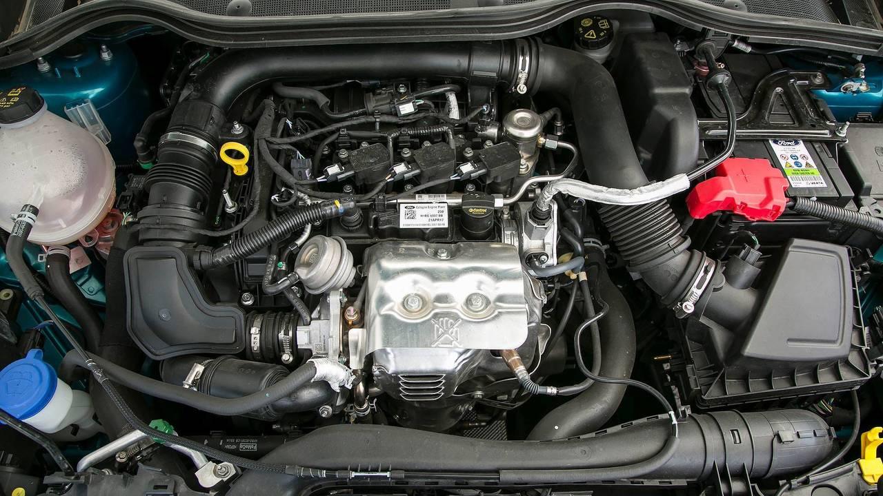 3 cylindres - Moteur 1.0 EcoBoost de Ford