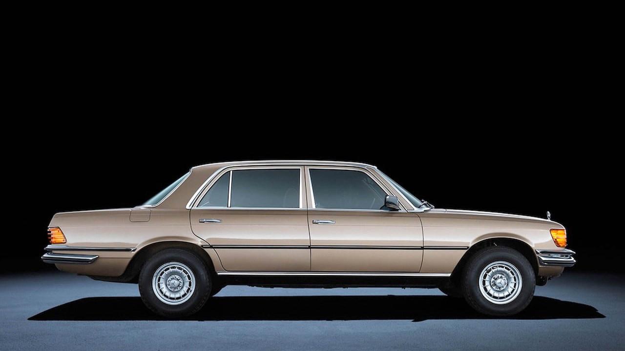 1974: Mercedes 450 SE