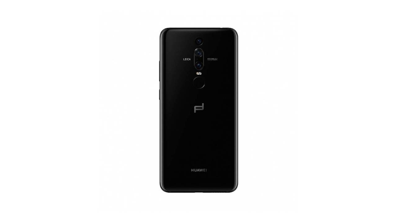Porsche Design Huawei Mate RS
