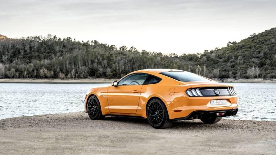 La Ford Mustang en route vers d'importantes évolutions