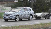 2019 Mercedes GLS screenshots from spy video