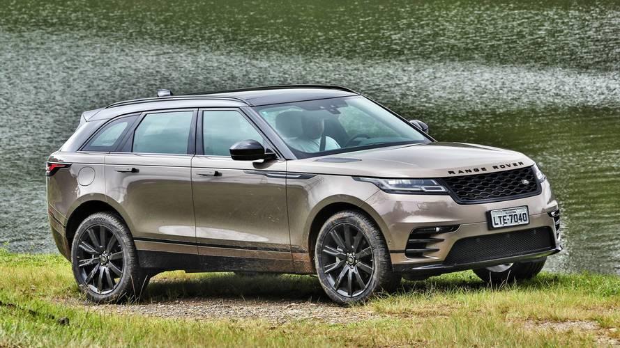 Jaguar Land Rover convoca 5 modelos para recall, incluindo o estreante Velar