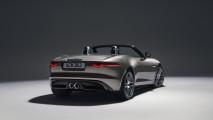Jaguar F-Type Convertibile restyling