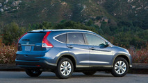 2012 Honda CR-V unveiled in L.A. [video]