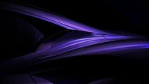 2013 Infiniti electric sports car concept teaser image, 1280, 11.01.2012