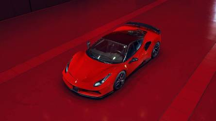 Ferrari 488 GTB By Pogea Racing Has Way More Power Than The Pista