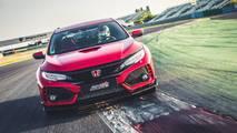 Honda Civic Type R - Körrekord Magny-Coursban