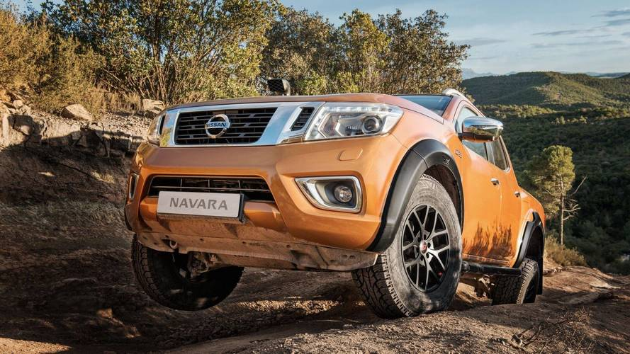 Nissan Navara Off-Roader AT32 Sets Sights On Ranger Raptor