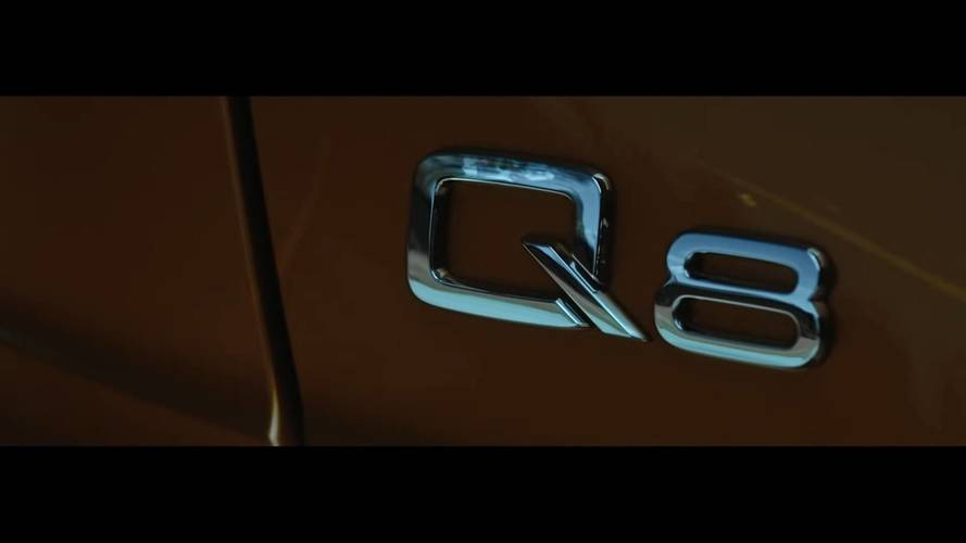 Audi Q8 Video Series Continues With Second Episode