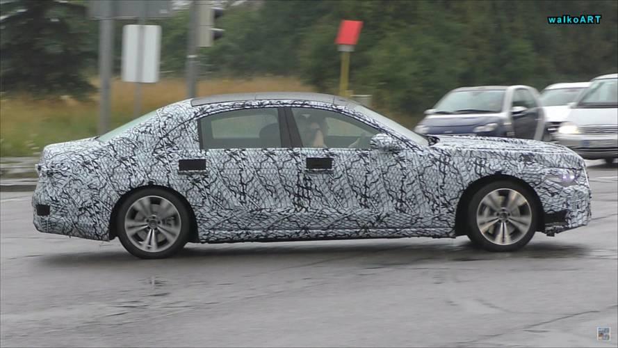 2020 Mercedes-Benz S-Serisi Casus Fotoğraflar