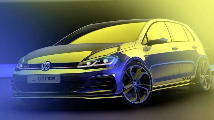 290 lóerős közutakra legalizált Golf GTI TCR modellt készít a Volkswagen