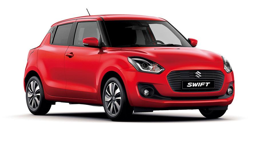 Suzuki Swift 2017, faceta lúdica