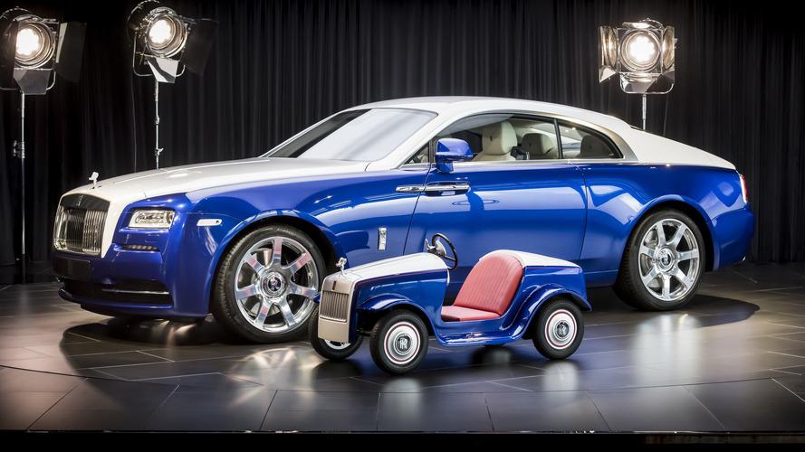 2017 Rolls-Royce SRH pour enfants malades