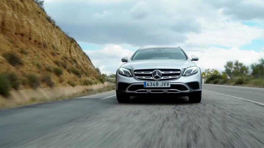 Prueba Mercedes-Benz E 220 d 4MATIC All-Terrain