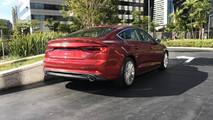 Novo Audi A5 BR