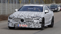 2019 Mercedes-AMG GT sedan spy photo
