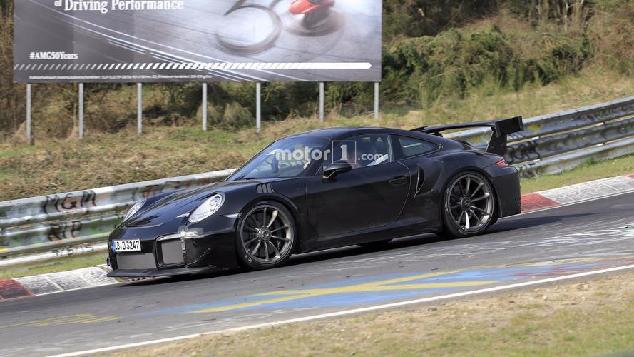 Porsche 911 GT2 RS 2017: primeros datos oficiales