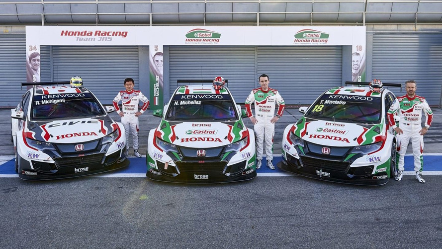 Honda Civic WTCC 2017 3