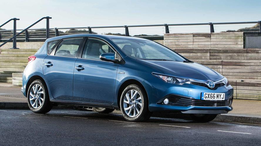Eltűnhet a Toyota Auris, a következő modell Corolla néven érkezik a piacra