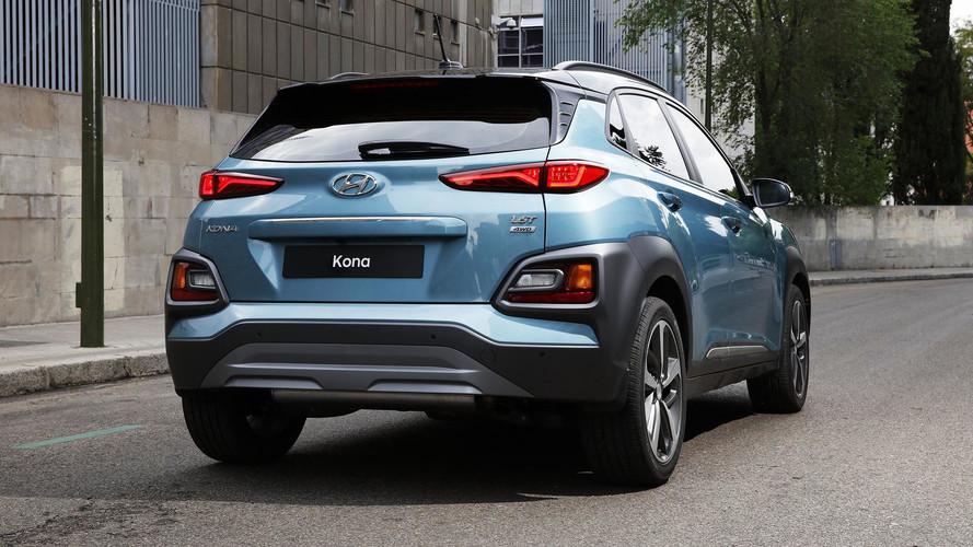 Már márciusban bemutatkozhat az elektromos-hajtású Hyundai Kona
