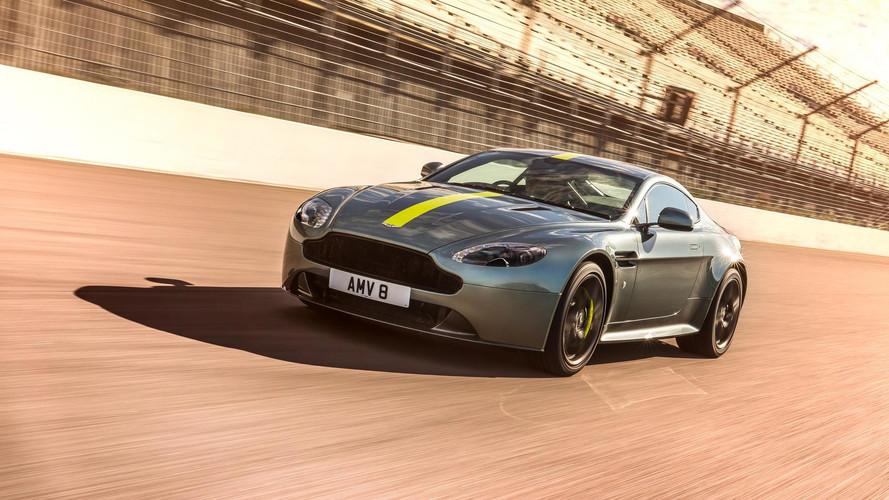 Vantage AMR - Aston Martin se fâche