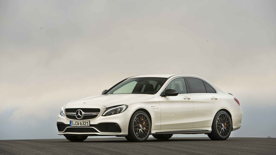 2017 Mercedes-AMG C 63 Review