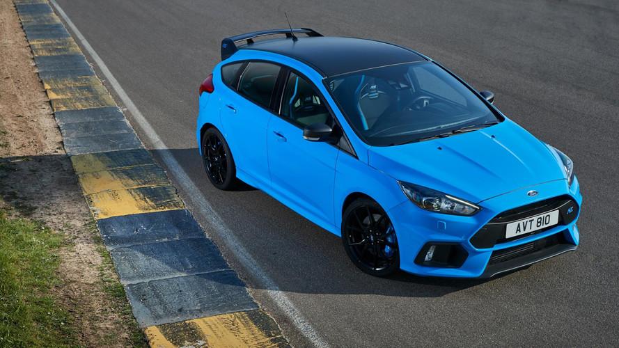 Ford Focus RS - Élue sportive de l'année pour la seconde fois