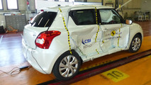 Suzuki Swift crash test