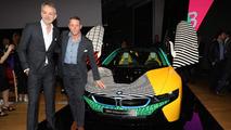BMW i3 ve i8 MemphisStyle
