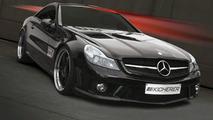 Mercedes SL 63 AMG Tuned by Kicherer