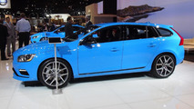 Volvo S60 & V60 Polestar live in Chicago