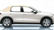 Porsche Cayenne Convertible by Newport Convertible Engineering 26.07.2013