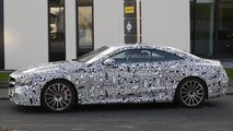 2014 Mercedes-Benz S63 AMG Coupe spy photo 17.10.2013