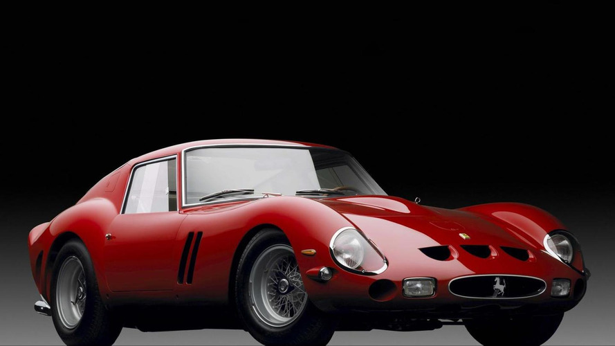 1963 Ferrari 250 GTO sells for world record $52 million