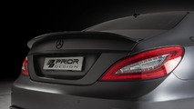 Prior Design introduces their Mercedes CLS PD550 Black Edition