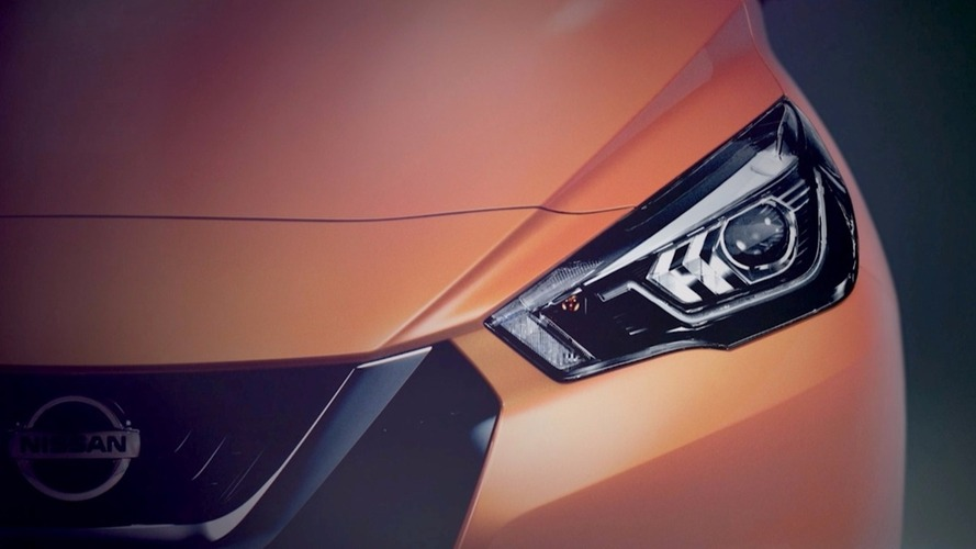 Teaser - La nouvelle Nissan Micra s'annonce haute en couleurs !