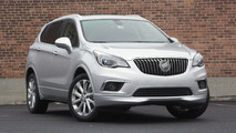 2017 Buick Envision: First Drive