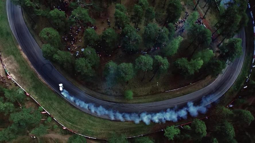 Cadı Kettle Efsanesi, Robyworks'den efsane bir drift videosu