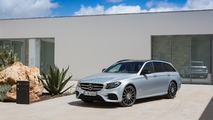 Mercedes E350d Wagon