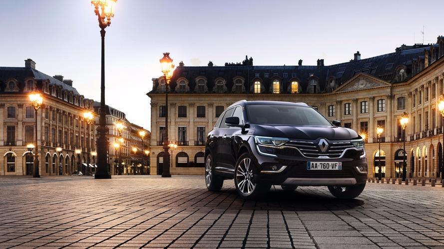 Yeni Renault Koleos Türkiye'de satışta