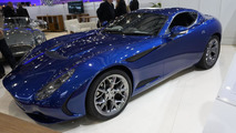 AC 378 GT Zagato revealed in Geneva