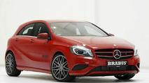 2013 Mercedes-Benz A-Class gets the Brabus treatment [video]